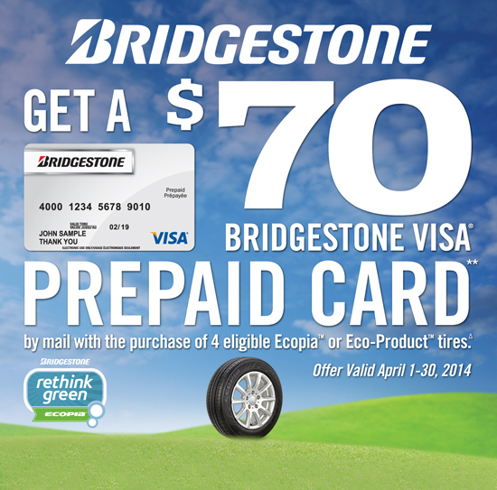 Bridgestone Rethink Green