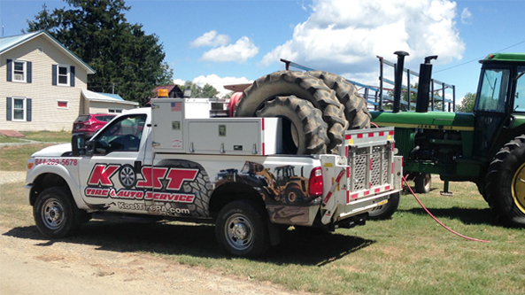 Firestone Tires Near Me >> Farm Service | Kost Tire and Auto – Tires and Auto Service – Pennsylvania and New York