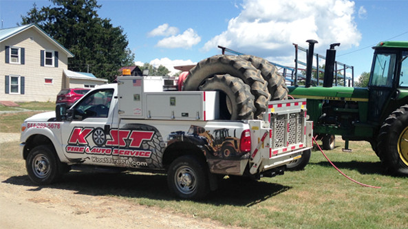 Firestone Tires Near Me >> Farm Tire Service | Kost Tire and Auto – Tires and Auto ...