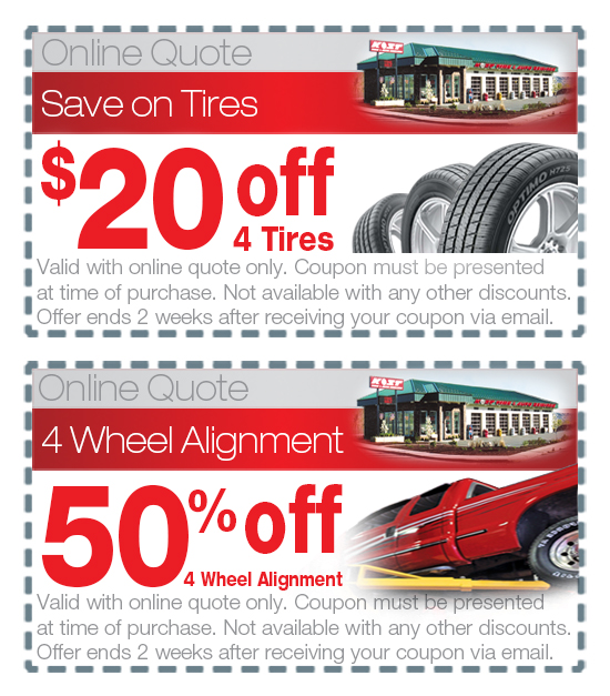 Car Services Near Me >> tires_alignment_coupon | Kost Tire and Auto – Tires and ...